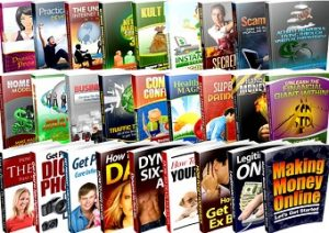 eBooks with Resell Rights