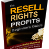 Resell-Rights Rights Profits Beginners Guide