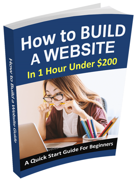 How to Build a Website in 1 Hour Under $200