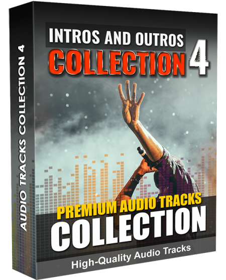 Intros and Outros Audio Tracks Collection 4