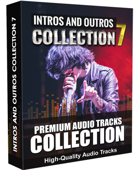 Intros and Outros Collection 7