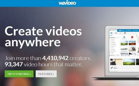 Wevideo Full Video Editing Software Suite