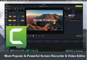 Camtasia Video Editor - The Best Powerful Editing Tools 2020