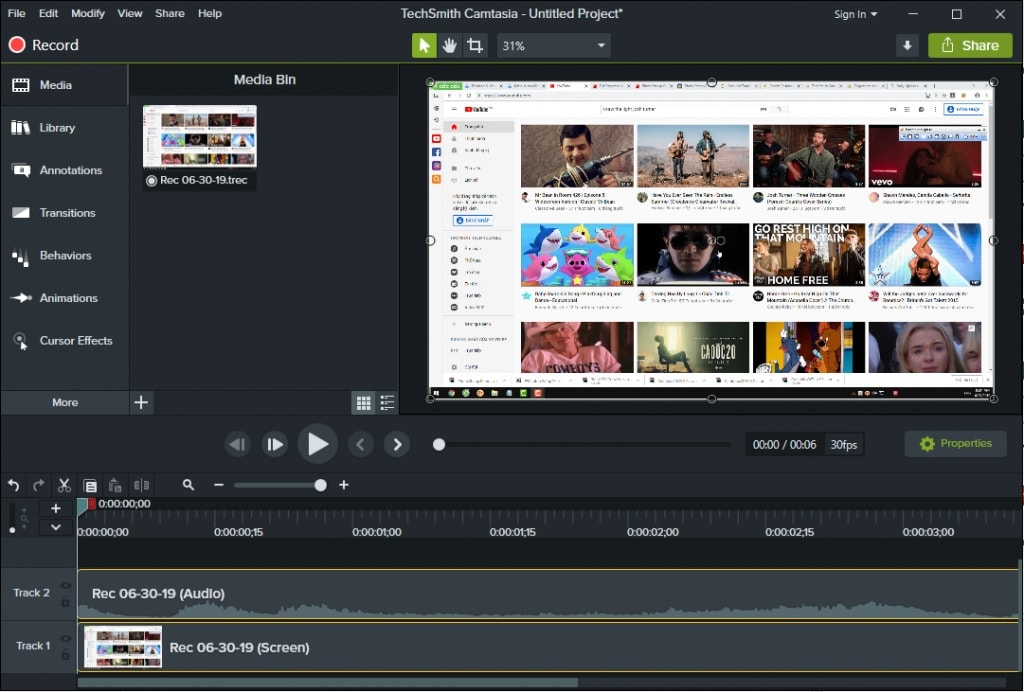 Camtasia Video Editor. Best Video Editing & Web Screen Recording Software 2020