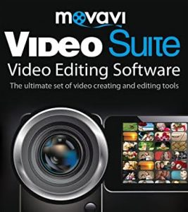 Movavi Video Suite Editing Software 2020