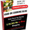 How to Start a Profitable Food or Cooking Blog in 2021